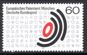 Germany 1347 MNH VF
