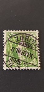 Switzerland #83 Used
