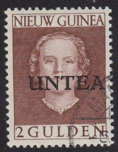 NETHERLANDS NEW GUINEA 1962 2g UNTEA overprint fine used....................2414