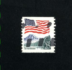 USA #2280  3  used 1987-88 PD .08