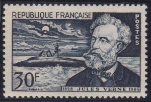 France 770 MNH (1955)