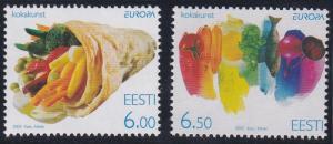 Estonia 511-512 MNH (2005)