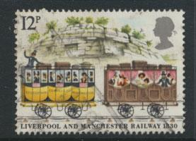 Great Britain SG 1114 - Used - Trains