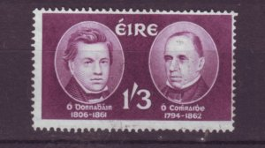 J20737 Jlstamps 1962 ireland hv of set used #183 famous people