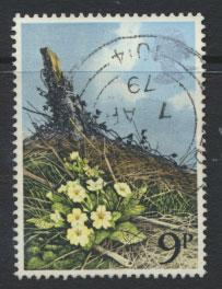 Great Britain SG 1079  - Used - Wild Flowers