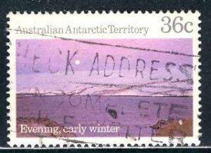 Australian Antartic Terr.; 1987: Sc. # L68: O/Used Single Stamp