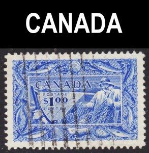 Canada Scott 302 VF used.