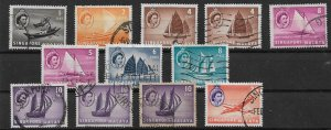 Singapore Malaysia - used Lot collection