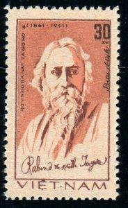 1982 Vietnam 1257 Rabindranath Tagore