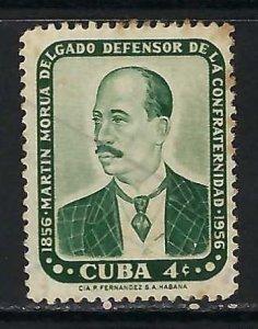CUBA 564 VFU 291D-2
