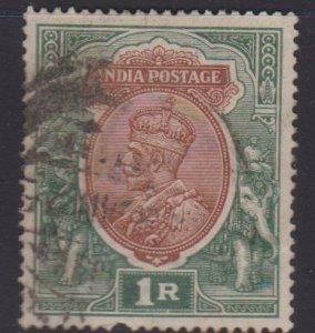 India Sc#93 Used