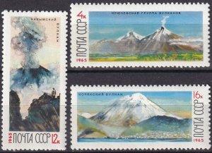 Russia #3117-9  MNH CV $4.95 (Z7869)