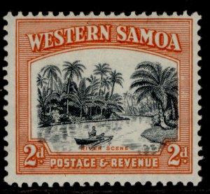 SAMOA GV SG182, 2d black & orange, M MINT.