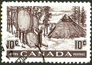 CANADA #301 USED
