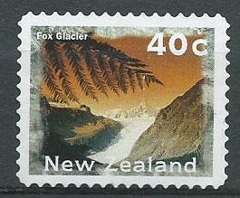 New Zealand SG 1989  VFU perf 11 1/2