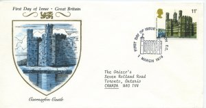 Great Britain Scot #833 Stanley Gibbons #1056