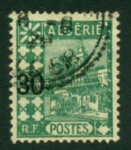Algeria 1927 #70 U SCV (2020) = $0.25