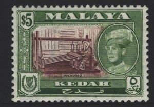 Kedah Sc#105a MH