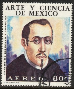 MEXICO C418, Art & Science (Series 3) USED. F-VF (1294)