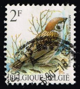 Belgium #1218 Moineau friquet Bird; Used (0.25)