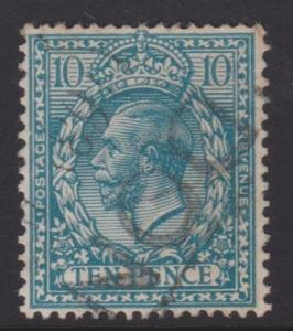 Great Britain Sc#199 Used