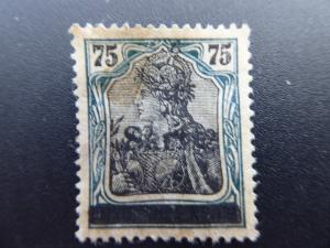 Germany  Saar 1920  Sc.#15