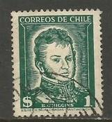 CHILE 265 VFU W547