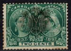 Canada #52  Used CV $15.00 (X5692)