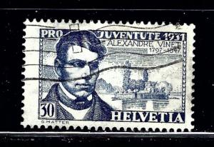 Switzerland B60 Used 1931 issue