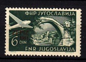 Yugoslavia C44 mnh