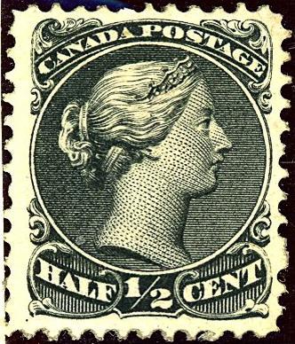 Canada #21 MINT OG NH