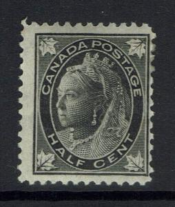 Canada SG# 142, Mint Hinged, Very Light Horizontal Crease -  Lot 120516