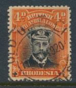 British South Africa Company / Rhodesia  SG 261 Used perf 14 see scans & details