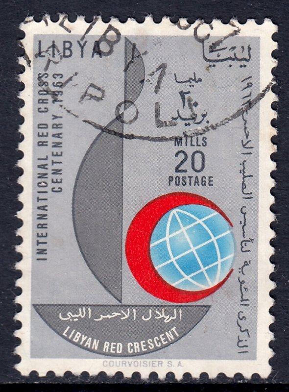Libya - Scott #230 - Used - SCV $0.85