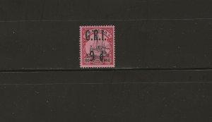 German Colony of Samoa (British Occup.) Mi 9 Mint Hinged