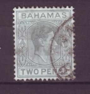 J12210 JL stamps 1938-46 bahamas part of set used #103 king