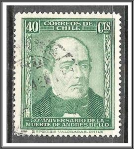Chile #245 Andres Bello Used