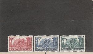 LIECHTENSTEIN 154-156 MNH 2019 SCOTT CATALOGUE VALUE $14.00