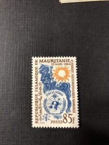 Mauritania 175 MNH