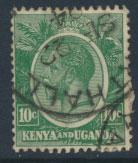 Kenya & Uganda SG 79    SC# 21  - Used    see details