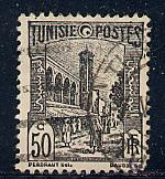 Tunisia Scott # 87, used