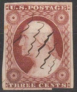 US #11 Used CV $15.00  (A5277)