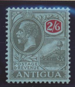 Antigua Stamp Scott #55, Mint, Hinge Remnant - Free U.S. Shipping, Free World...