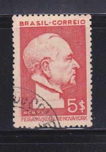 Brazil 497 U President Vargas