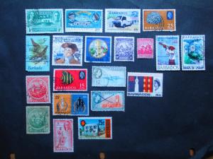 Barbados Selection #5 Used (XQ) -  I Combine Shipping!