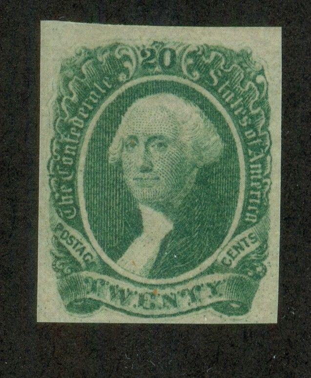 U.S. - Confederate States - 13 - Very Fine - Never Hinged