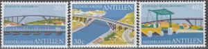 Netherlands Antilles #366-8 MNH F-VF
