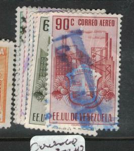 Venezuela SC C339-40, C342-6 VFU (10dwj)