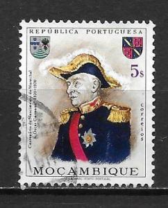 Mozambique 493 Marshall Carmona single Used