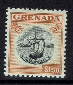 Grenada SG# 203, Mint Lightly Hinged -  Lot 121116